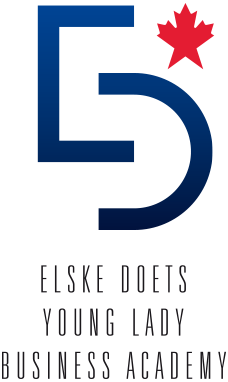 Logo Elske Doets Young Lady Business Academy