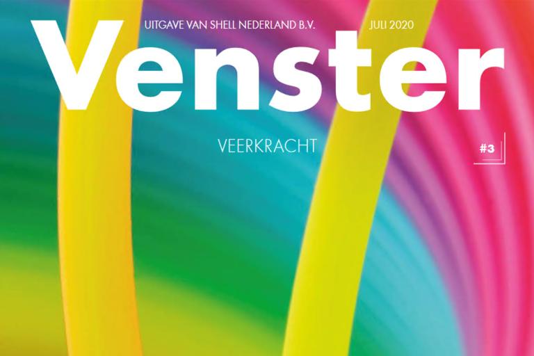 Shell Magazine VENSTER interview met Elske Doets van Doets Reizen